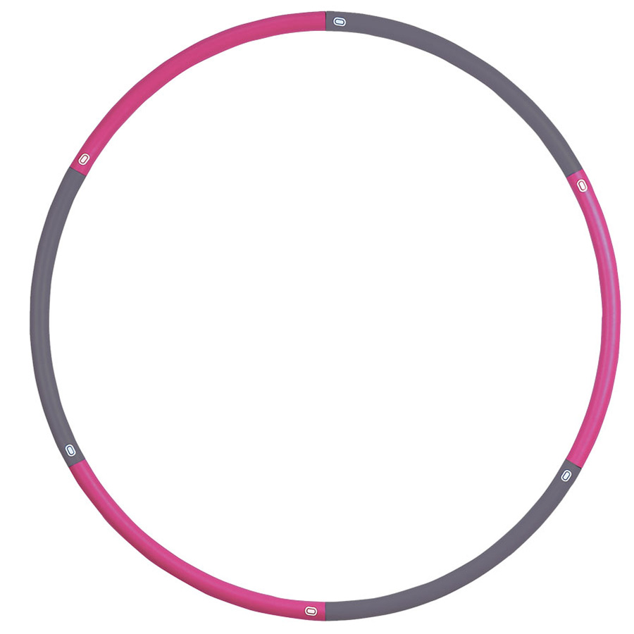 Fitness Mad Weighted Standard Hula Hoop 1.1Kg