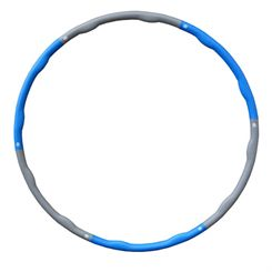 Fitness Mad Weighted Wave Hula Hoop 2Kg