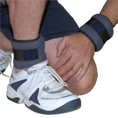 Fitness Mad Wrist and Ankle Weights 2 x 0.5kg - Wrist and Ankle Image