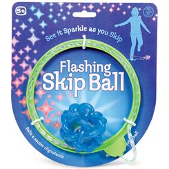 Flashing Skip Ball