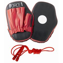 Force1 Boxing Focus Pads and Skipping Rope