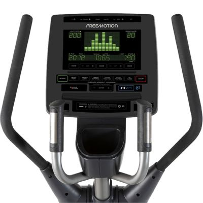 Freemotion E8.9b Elliptical Cross Trainer - Console