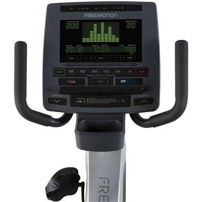 Freemotion R8.9b Recumbent Exercise Bike - Console