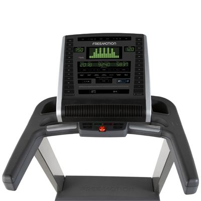Freemotion T8.9b Treadmill - Console