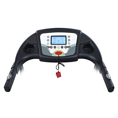 Fuel Fitness 3.0 Treadmill - Console