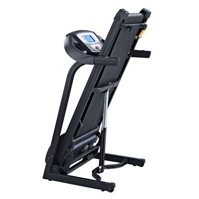 Fuel Fitness 3.0 Treadmill - Folded