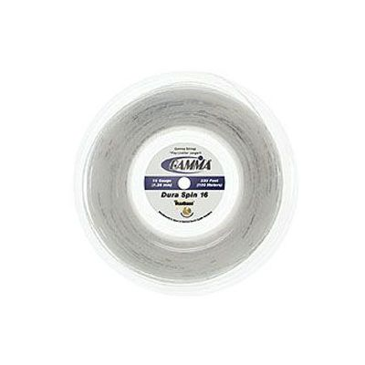 Gamma Duraspin 1.35mm Tennis String - 100m Reel