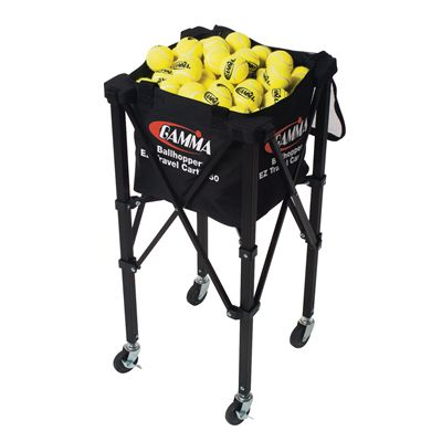 GAMMA EZ Travel Cart 150 Ball Hopper Image