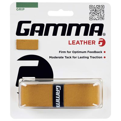 Gamma Leather Replacement Grip - Main Image