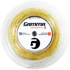 Gamma Live Wire XP 1.32mm Tennis String - 110m Reel