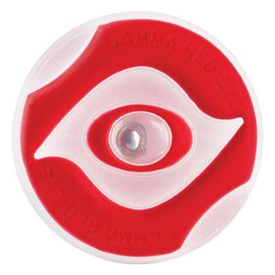 Gamma Red Eye Vibration Dampener - Back