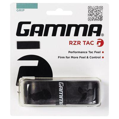Gamma RZR Tac Racket Grip-Black