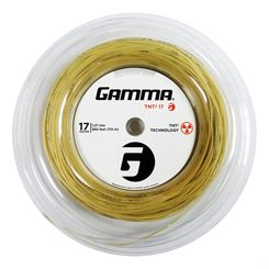 Gamma TNT2 1.27mm Tennis String - 110m Reel
