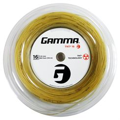 Gamma TNT2 1.32mm Tennis String - 110m Reel