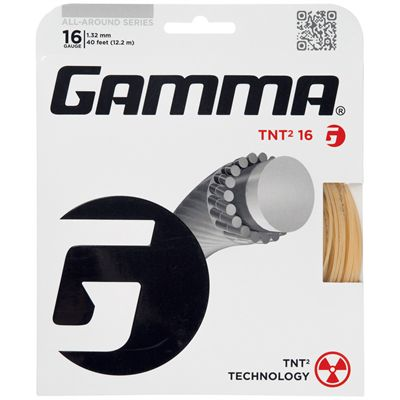 Gamma TNT2 1.32mm Tennis String Set Image