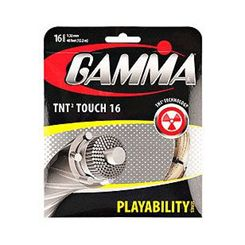 Gamma TNT2 Touch 1.32mm Tennis String Set