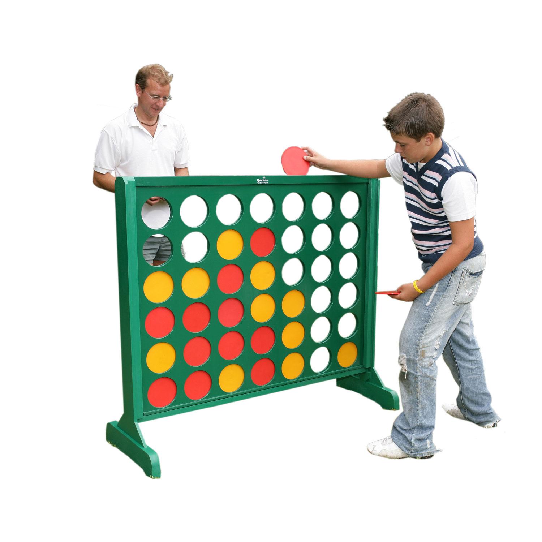 Image of Garden Games Big 4