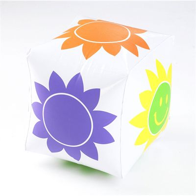 Garden Games Get Knotted-Flower Dice