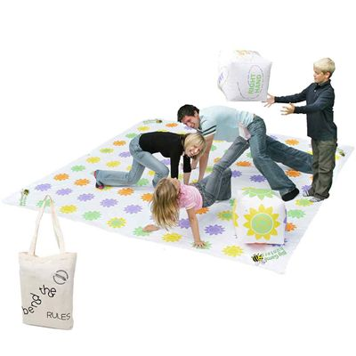 Garden Games Get Knotted - New