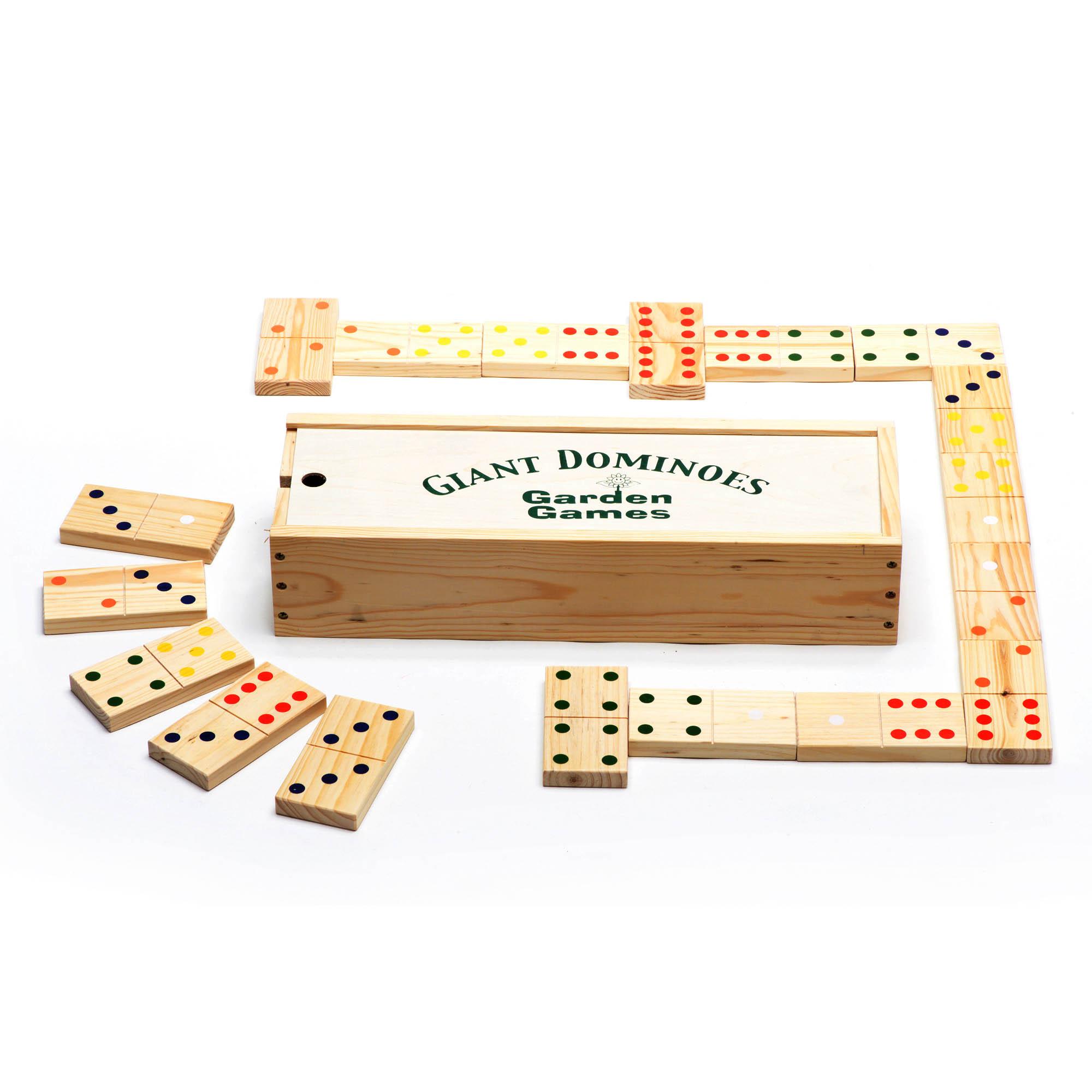 Image of Garden Games Giant Dominoes