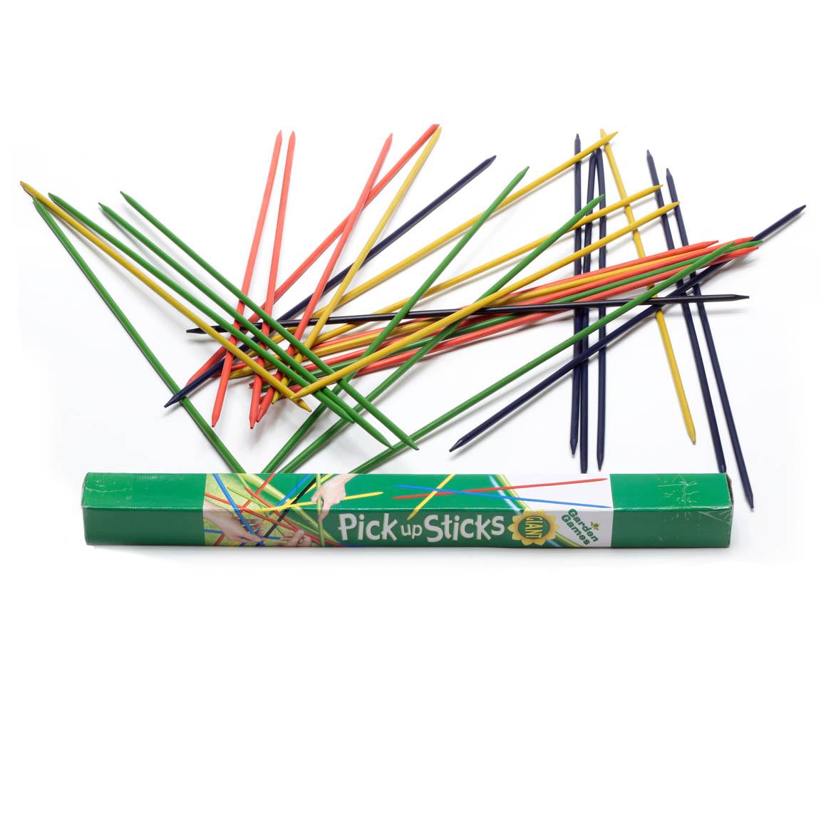 Image of Garden Games Giant Pick Up Sticks