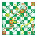 Garden Games Giant Snakes and Ladders - Board