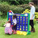 Garden Games Giant Up 4 It Game - In Use