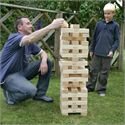 Garden Games Hi Tower - In Use