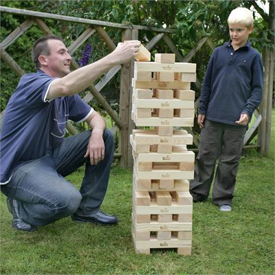 Garden Games Hi Tower - In Use