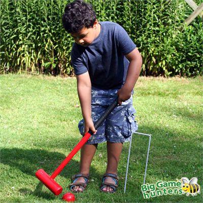 Garden Games Lawn Croquet Set - Lifestyle2