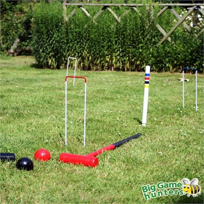 Garden Games Lawn Croquet Set - Lifestyle3