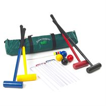 Garden Games Lawn Croquet Set