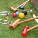 Garden Games Stanford Family Croquet Set - Lifestyle