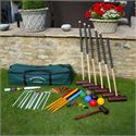 Garden Games Townsend 6 Player Croquet Set - On the Grass