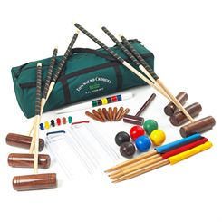 Garden Games Townsend 6 Player Croquet Set