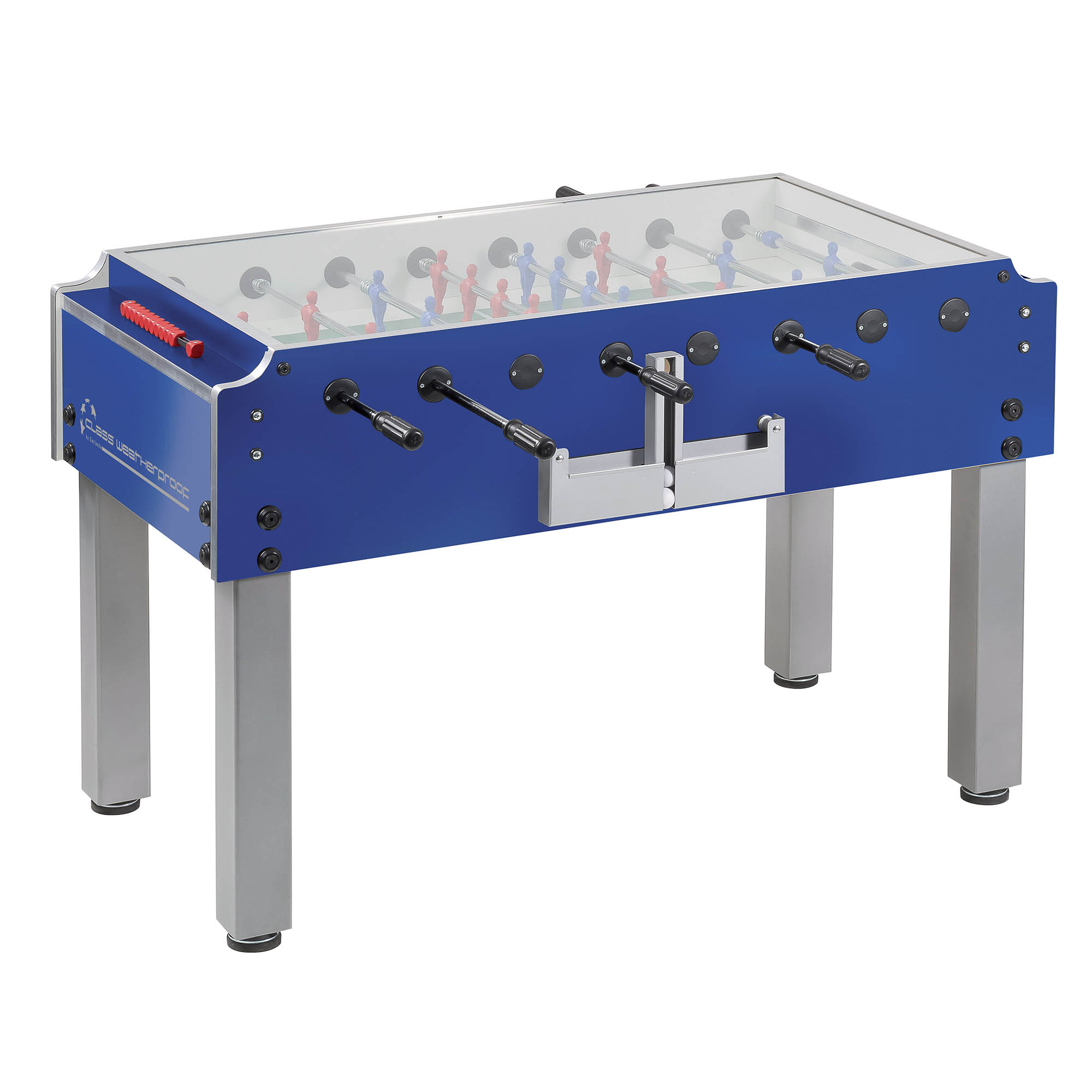 Garlando class weatherproof football table best uk prices for Html table class