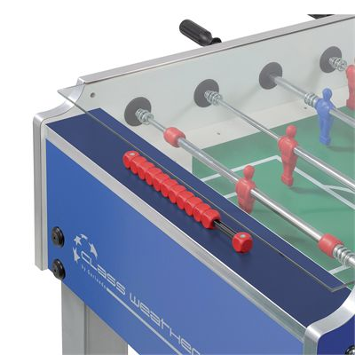 Garlando Class Weatherproof Football Table - Glass