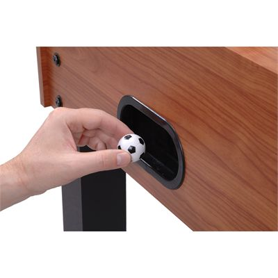 Garlando F-1 Table Football Table - Ball Retrieval
