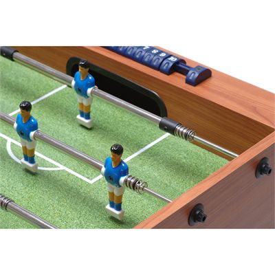 Garlando F-1 Table Football Table - Telescopic Rods View