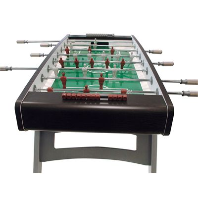 Garlando G-5000 Wenge Football Table - Front