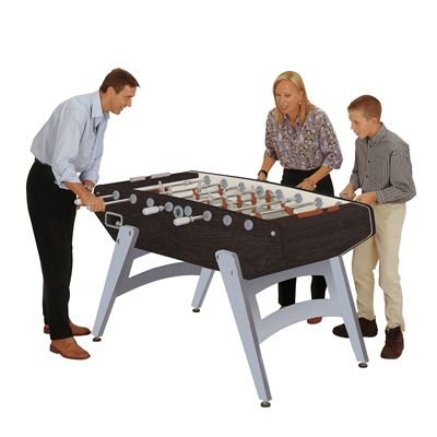 Garlando G-5000 Wenge Football Table - In Use