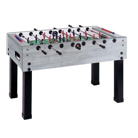 Garlando G-500 Grey Oak Football Table