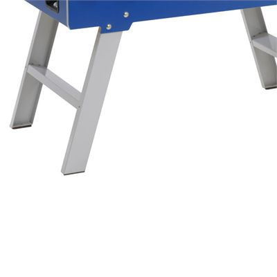 Garlando Master Pro Weatherproof Football Table Legs Close View