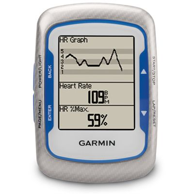 Garmin Edge 500 GPS Cycle Computer with HRM and Cadence Sensor