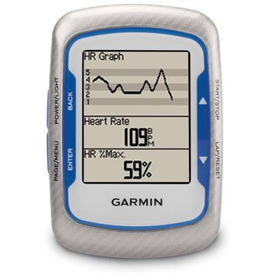 Garmin Edge 500 GPS Cycle Computer with HRM and Cadence Sensor