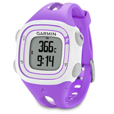 Garmin Forerunner 10 Small GPS Running Watch - Violet