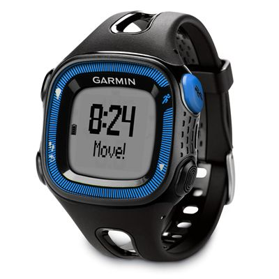 Garmin Forerunner 15 Large GPS Running Watch - Black