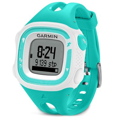 Garmin Forerunner 15 Small GPS Running Watch - Teal