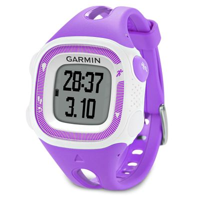 Garmin Forerunner 15 Small GPS Running Watch - Violet