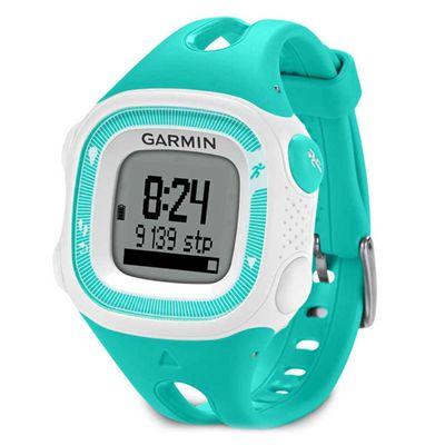 Garmin Forerunner 15 Small GPS Running Watch with HRM - Teal